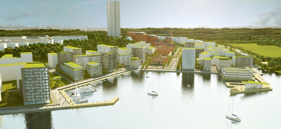 Royal Seaport Stockholm Investment Locations